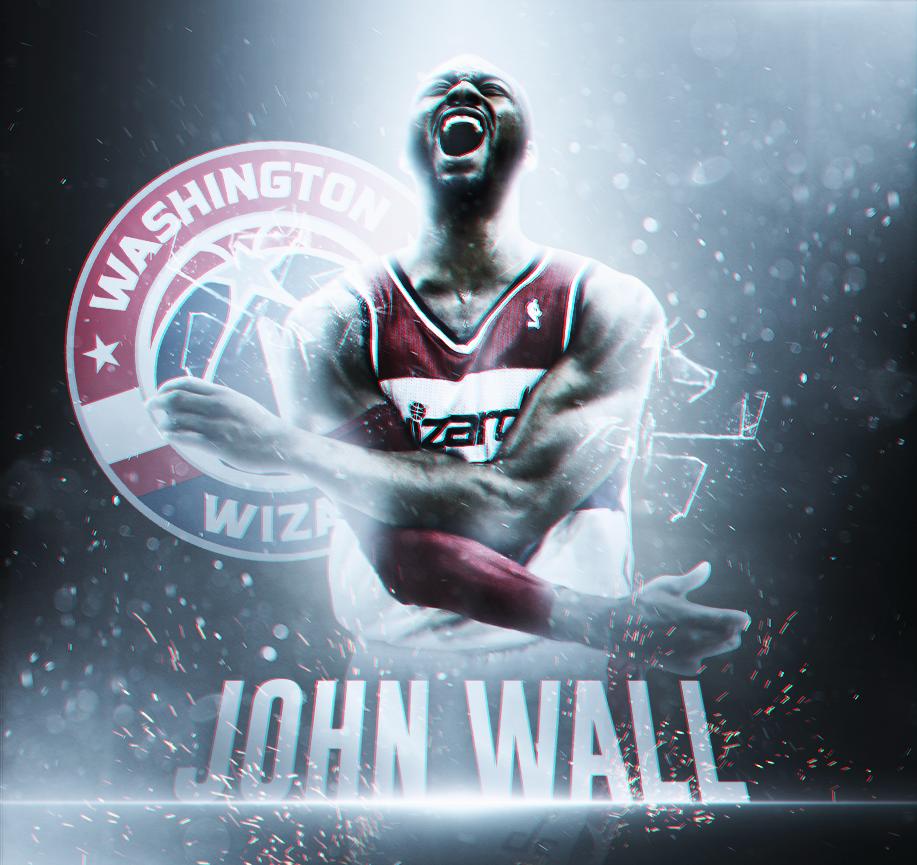 John Wall NBA Player Wallpaper By OGDesigns197