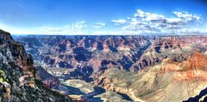 Grand Canyon Panorama HDR