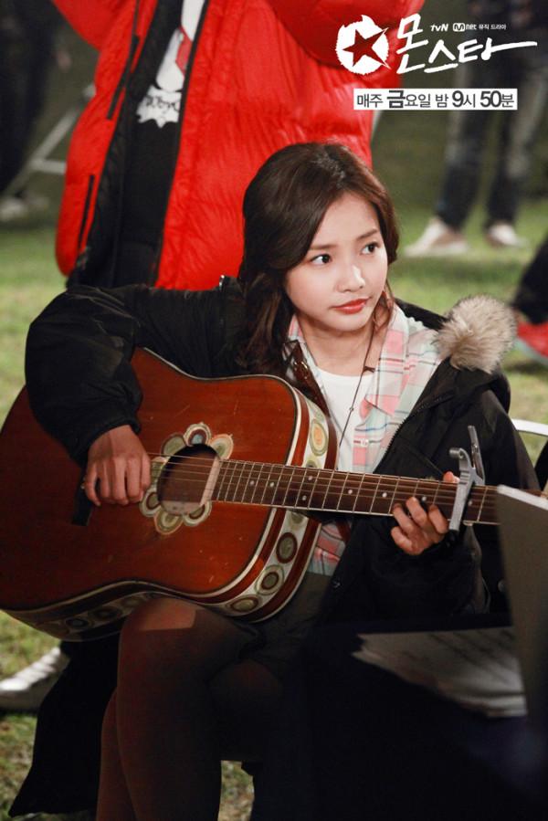 Ha Yeon Soo - Min Seyi  Monstar  by maarsakuritaHa Yeon Soo Monstar