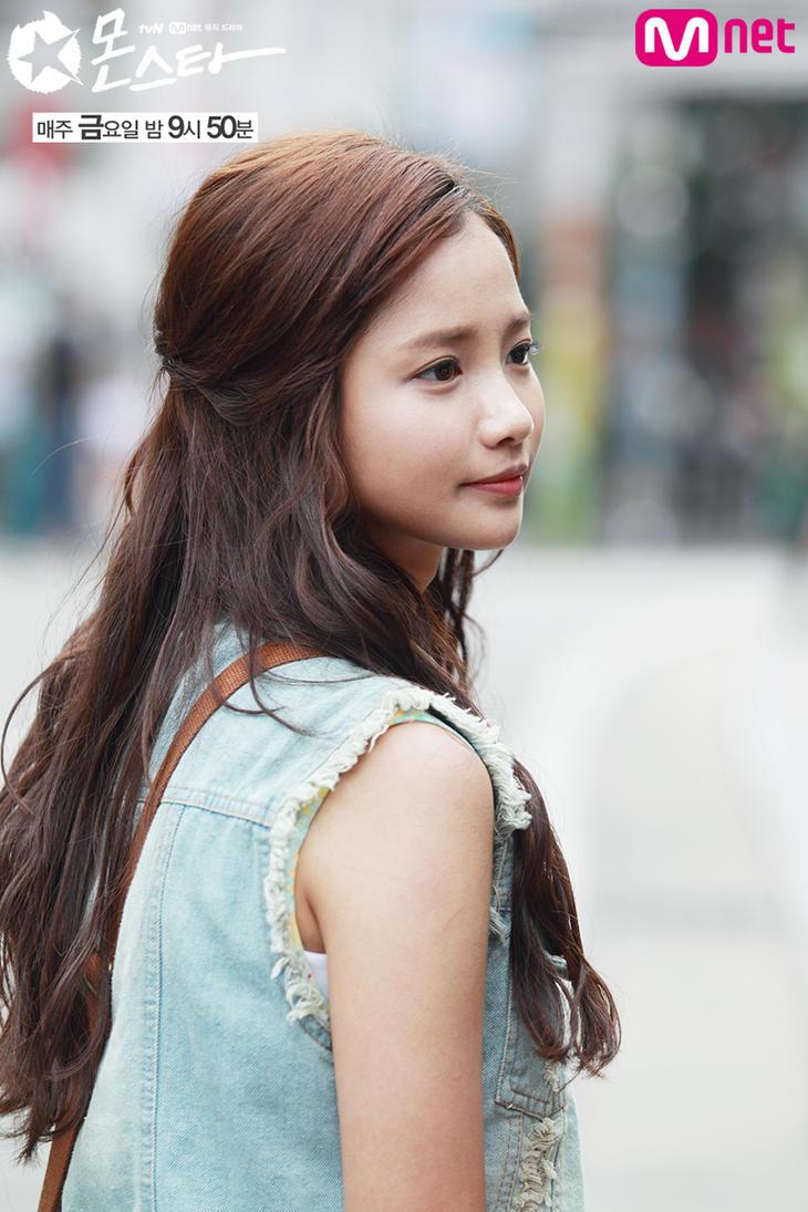 Ha Yeon Soo Monstar Ha Yeon Soo - Min Seyi