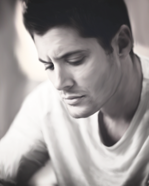 Jensen Ackles 2 - SPN by TindieWomp