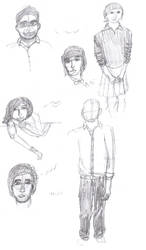 People Study by Norbez