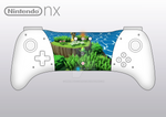 Nintendo NX - Controller [Prototype Design]
