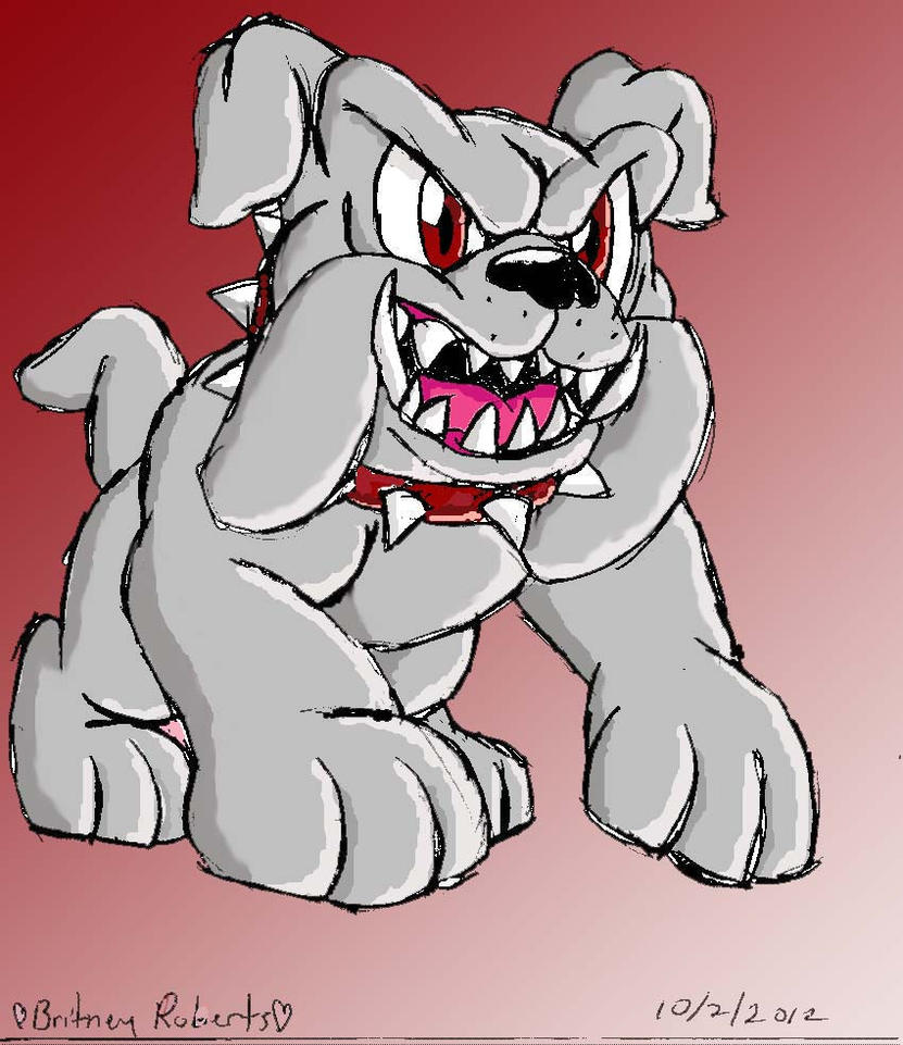 Sumner Bulldog by PikachuLover2012