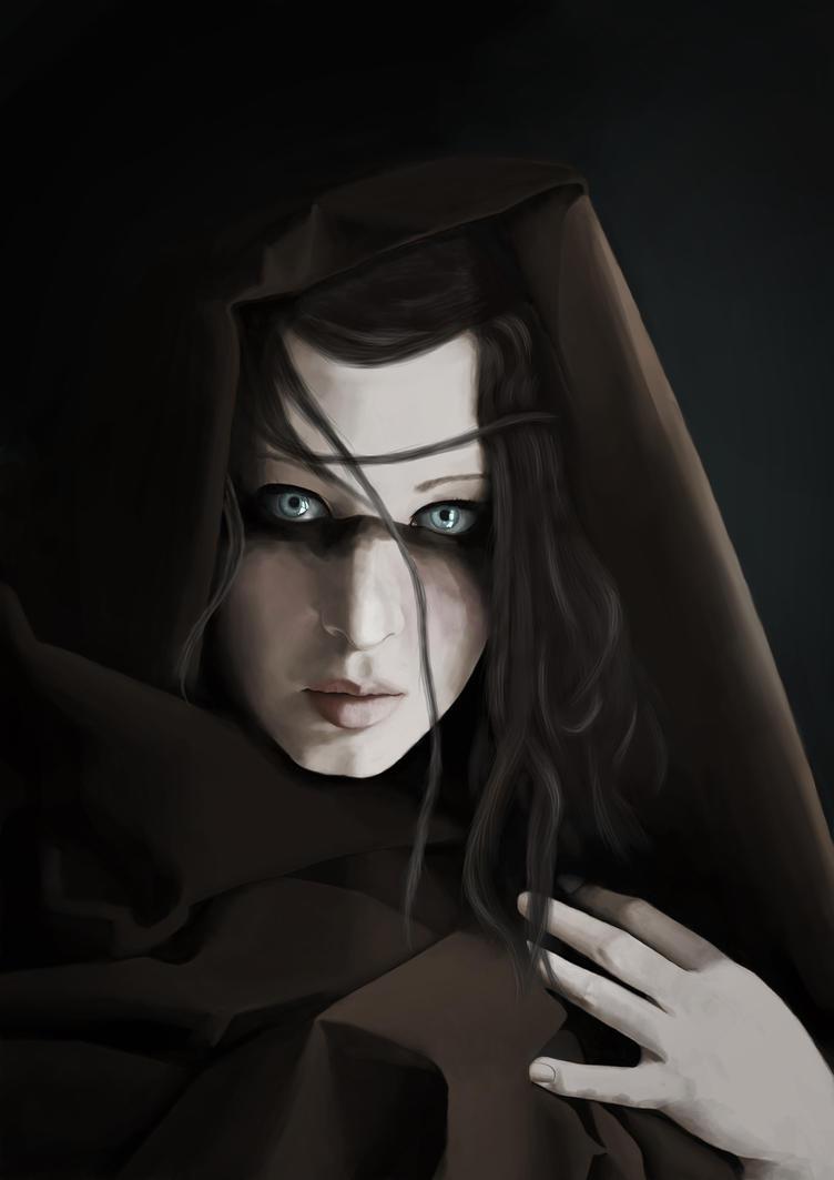 Solomon Kane. Cover Art. by kulka