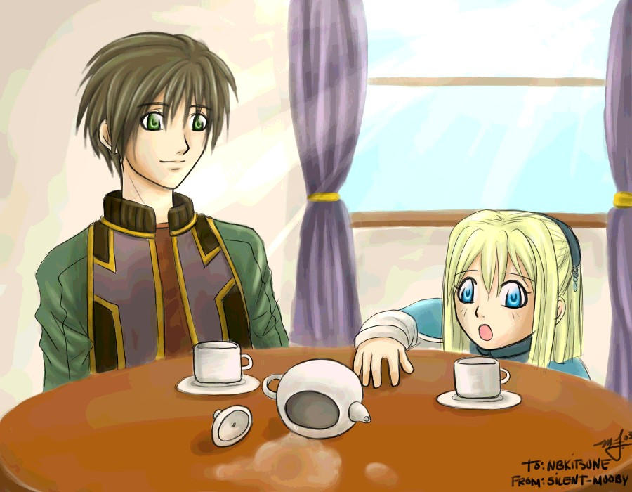 Picture Request - nbkitsune by suikoden-club