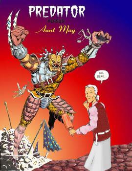 Predator versus Aunt May