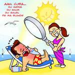 Cuba, rest, sun, rum...