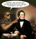 Kanye West meets Schubert
