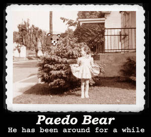 Pedobear of 1930