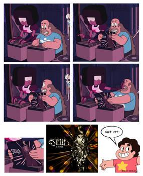 Estelle parody in Steven Universe