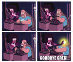 The Goodbye Greg meme project