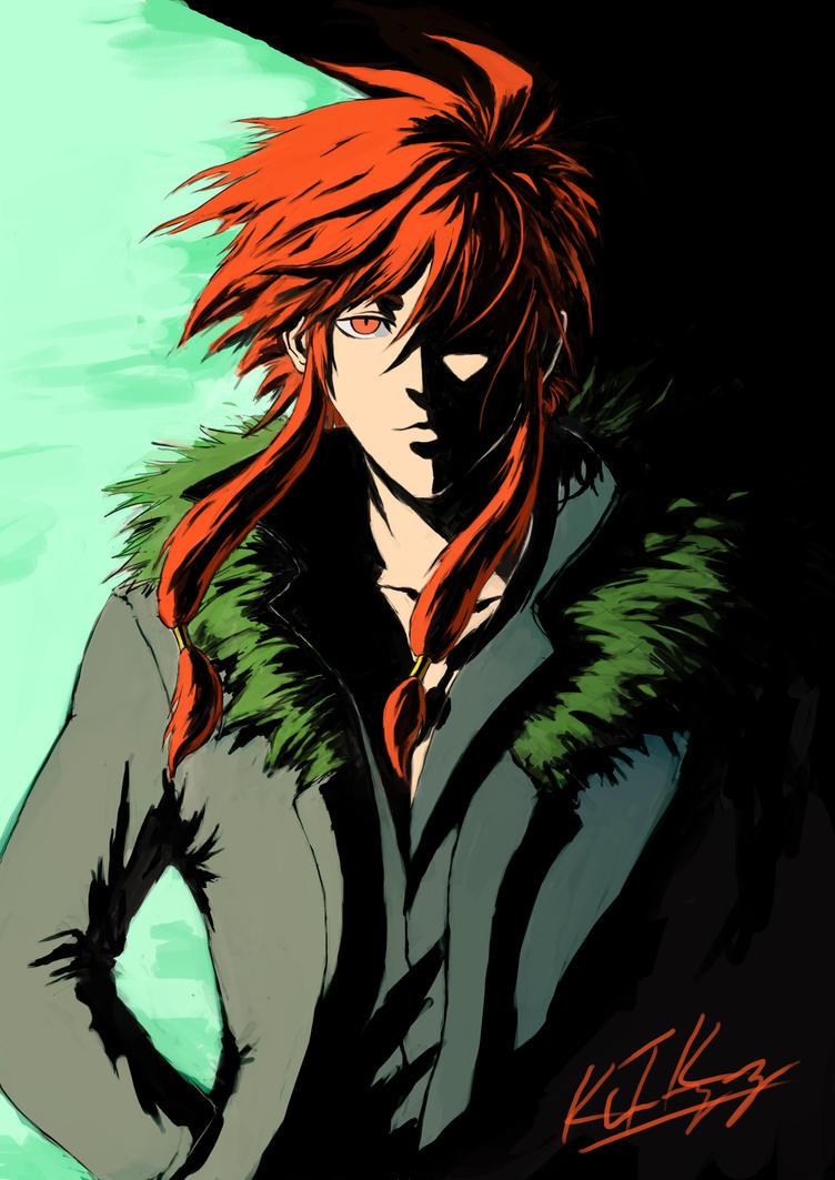 Red Hair by Reasmis