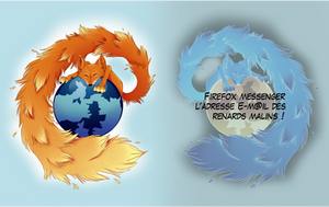 Firefox school work by hecatehell