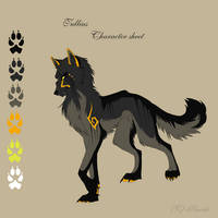 Tullius character sheet by hecatehell
