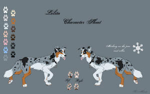 Lolita Character Sheet by hecatehell