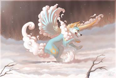 Winter joy by hecatehell