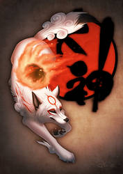 Okami by hecatehell