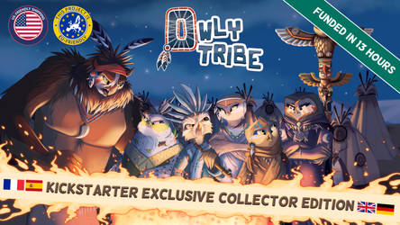 Owly tribe kickstarter by hecatehell