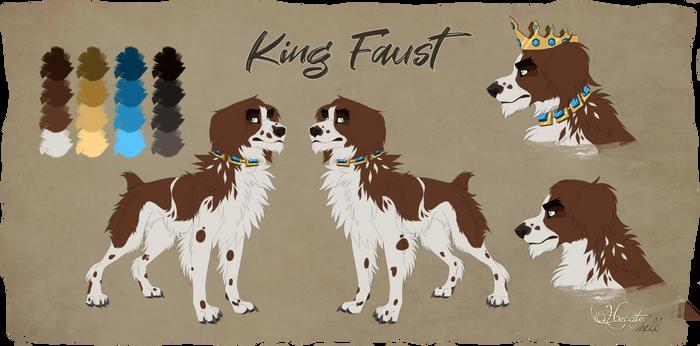 Character sheet Faust