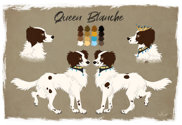 Character sheet Blanche