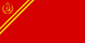 Flag of the New USSR
