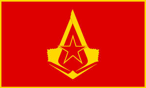 Flag of the Russian Assassins