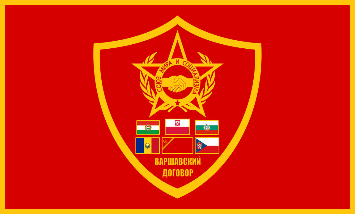 flag of the new warsaw pact old by redrich1917 on deviantart