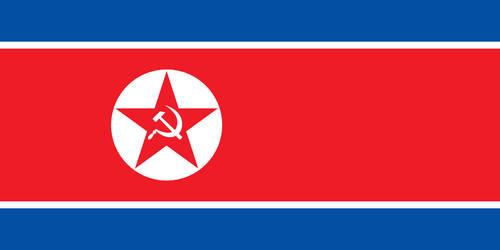 Flag of the North Korean SSPR by RedRich1917