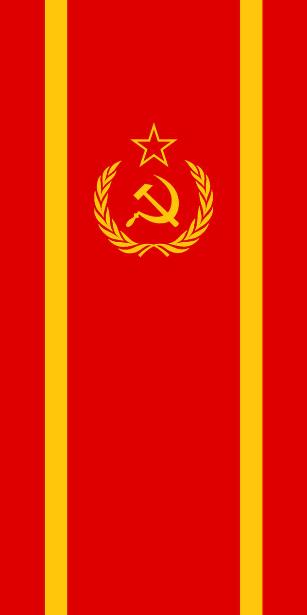 Vertical Banner Of The New Ussr By Redrich1917 On Deviantart