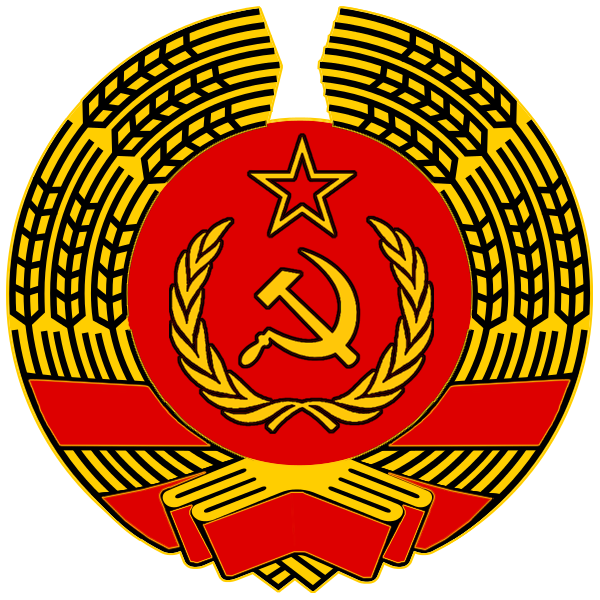 Emblem of the Premier of the New USSR (Simplified) by RedRich1917