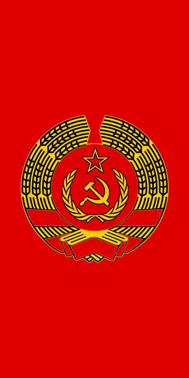 Banner of the Premier of the New USSR (Simplified) by RedRich1917
