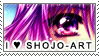 I love shojo-art stamp :3 by SeenaRomy