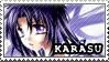 Karasu Stamp by SeenaRomy