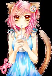 Milkshake by SeenasArt