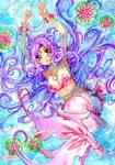 Waterlily Mermaid