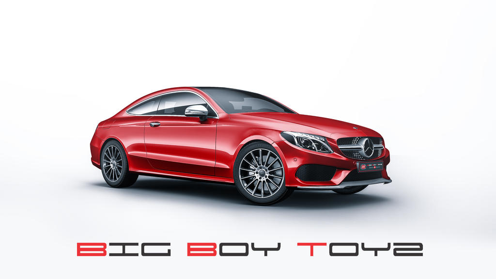 Big Boy Toyz Wallpaper   Mercedes Benz C Class 201 By Kunwarpal1 ...