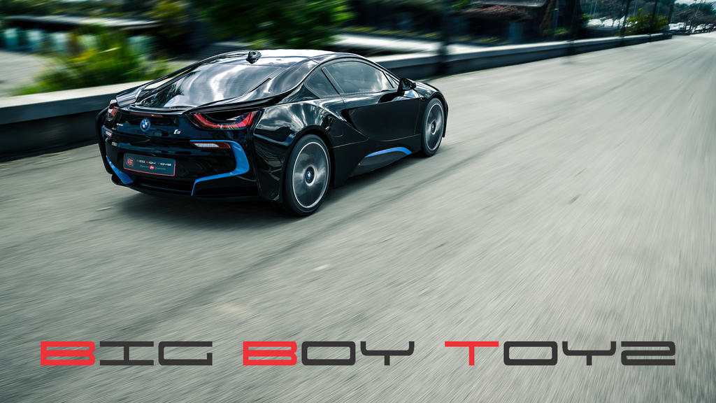 Big Boy Toyz Wallpaper   BMW I8 2016 By Kunwarpal1 ...