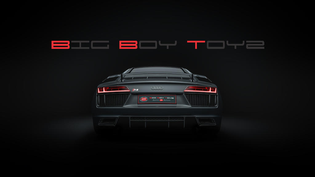 Big Boy Toyz : Big boy toyz wallpaper audi r v by kunwarpal