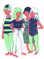 Youth by catlee