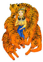 Tigers by catlee