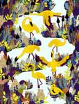 Birds by catlee