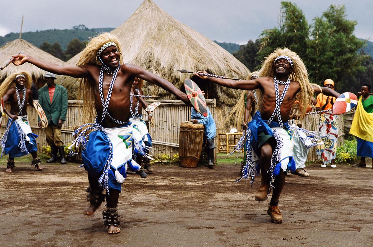 Tribal Dance by lmojtahedi