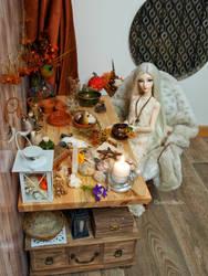 Wicca by EleanHellkatie