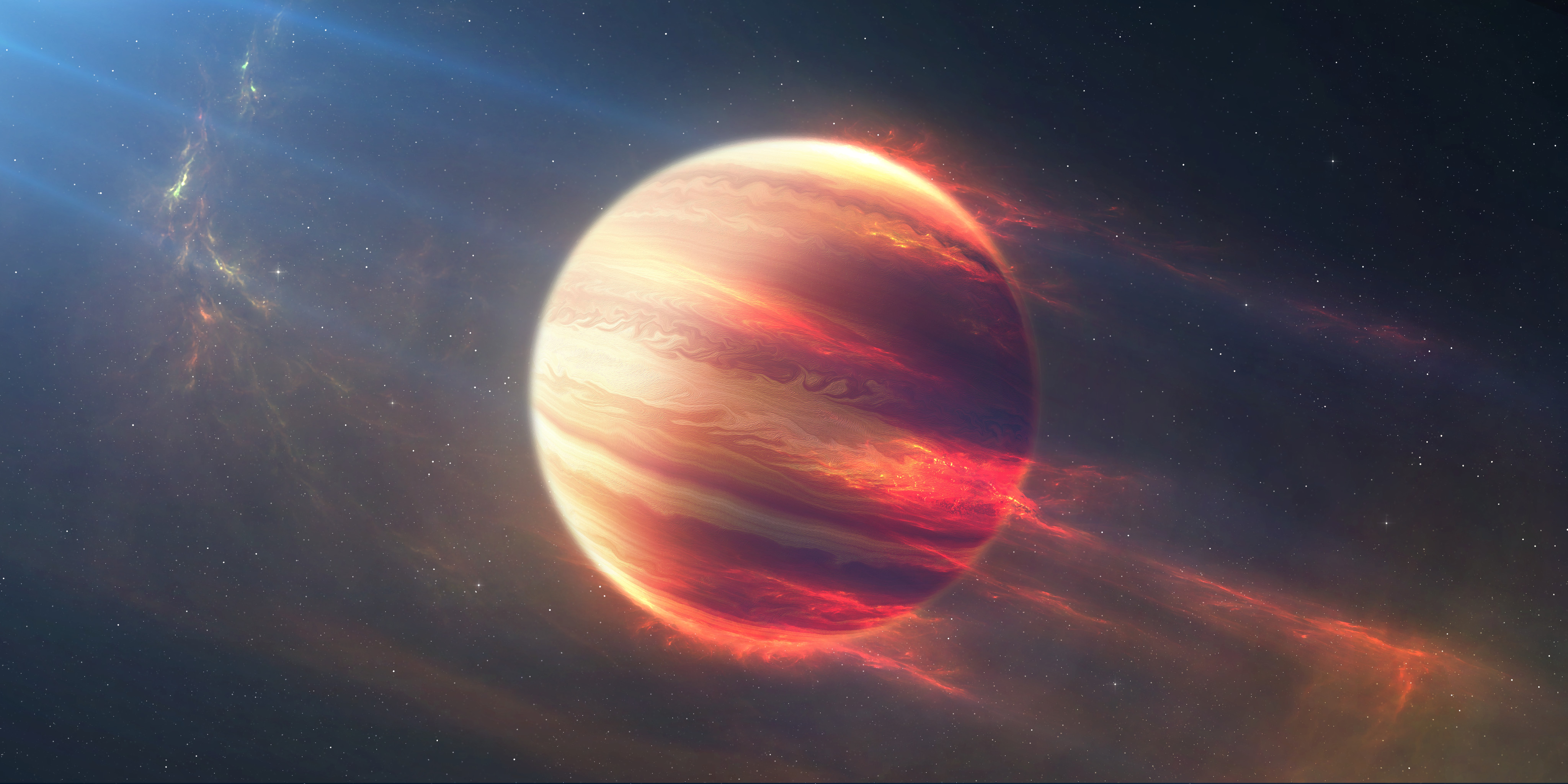 wallpapers of giant planets - photo #18