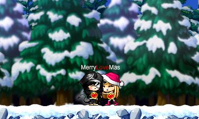Merry LoveMas. c: by MaddiePiercedTheVeil
