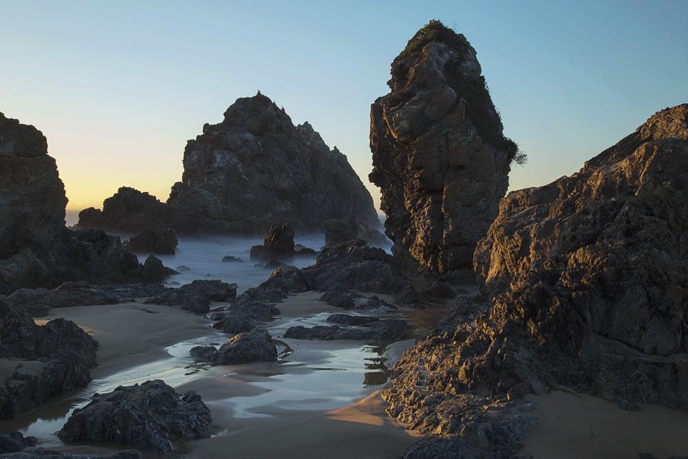 Camel Rock dawn by Dryad-8