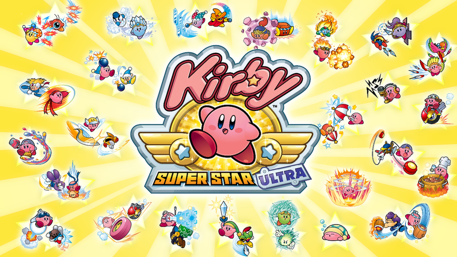Kirby Super Star Ultra Wallpaper By Funky Indubitably