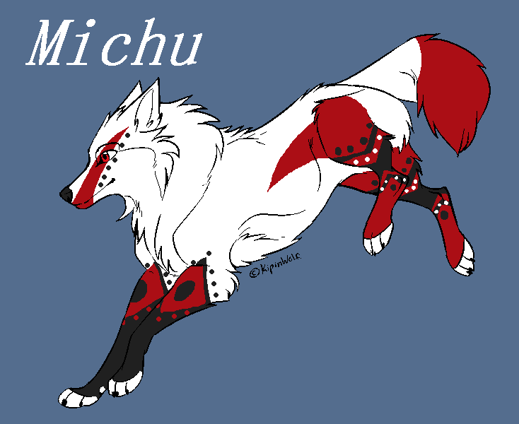 Michu by BlackWolf1112-ADOPTS