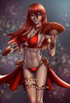 Fan Dancer 2